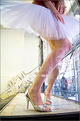 Changing Room, photo copyright anja hitzenberger